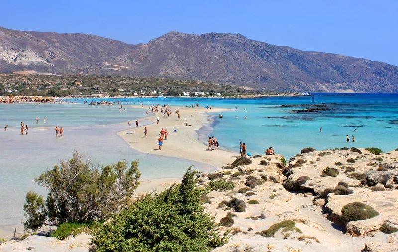Elafonisi Beach s
