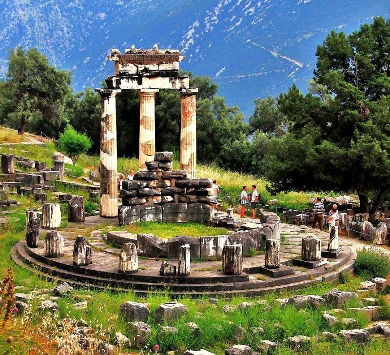 Tholos of Athena