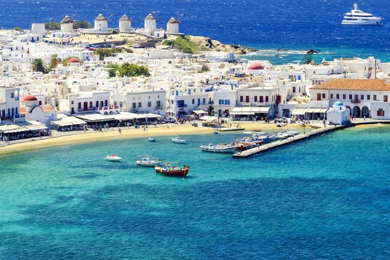 10 Unspoilt Villages In Greece That Will Blow Your Mind