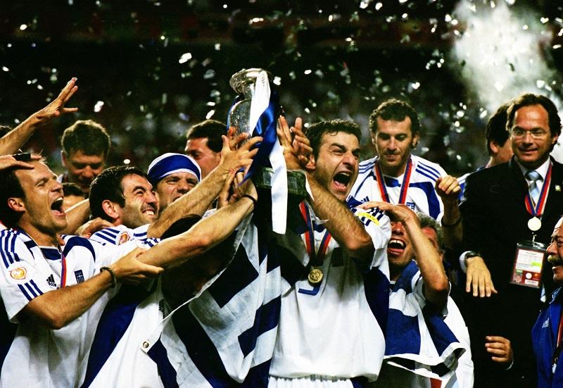 Euro 2004 Final : Portugal 0 vs. Greece 1