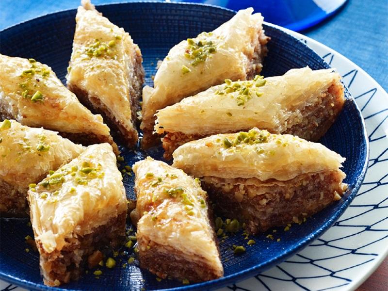 honey-and-baklava