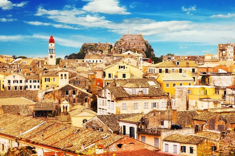 kerkyra-old-town