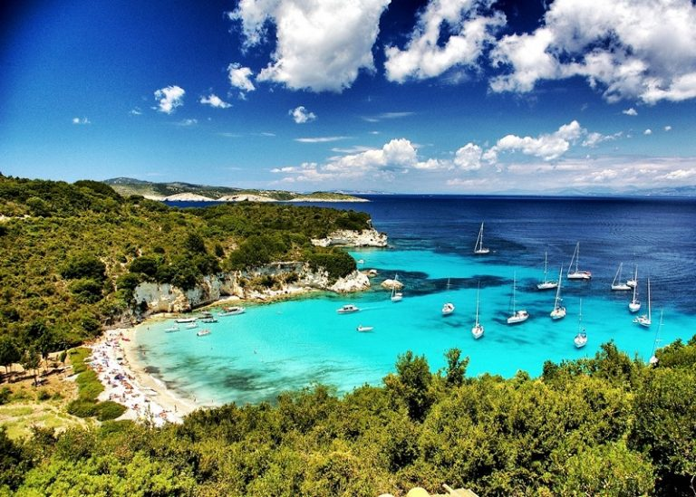 Top 10 Most Beautiful Places in Paxoi Islands