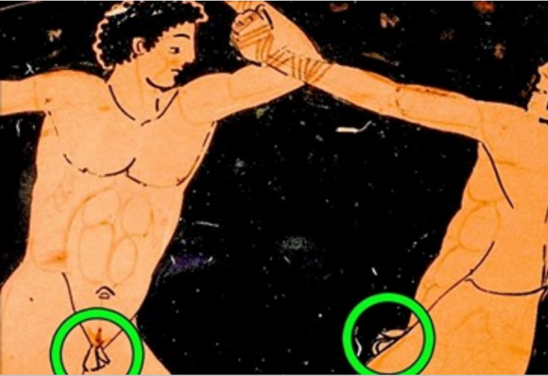 10 Historical Facts about Ancient Greece That Will Make You Blush