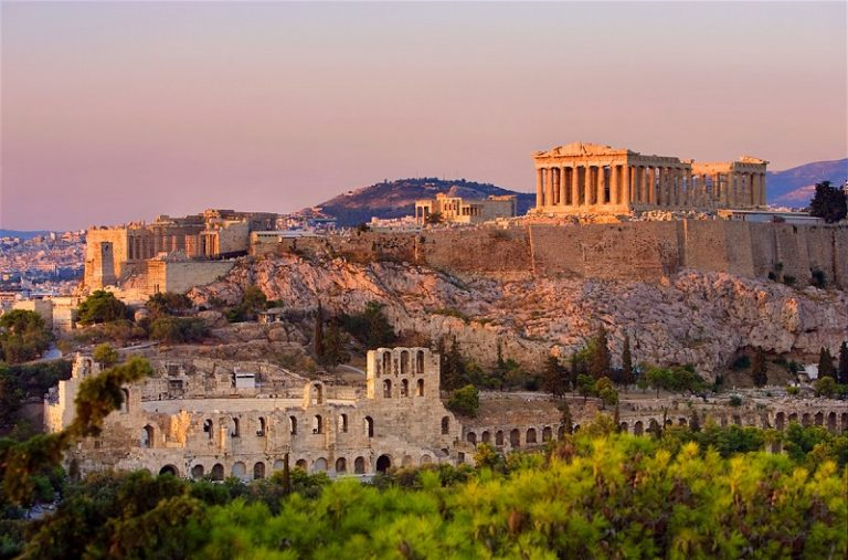 "10 Reasons Why Athens Will Win The Title Of ""Best European Destination 2018"""