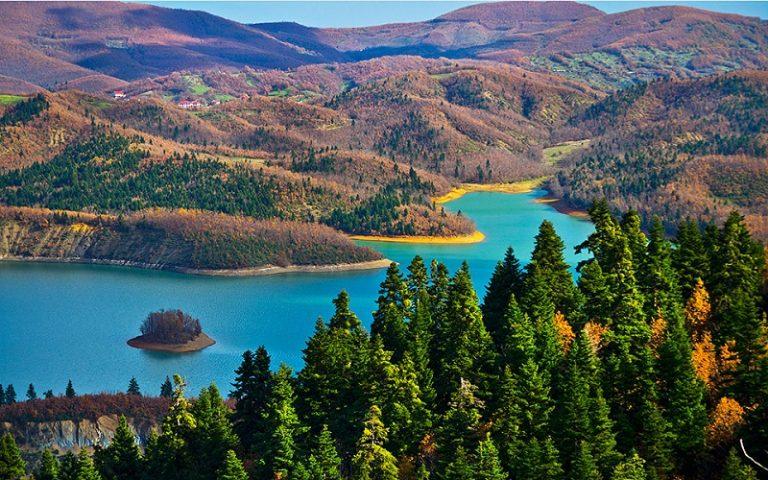 10 Most Beautiful Greek Lakes