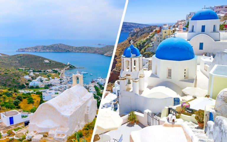 10 Reasons Why You Should Swap Santorini for Ios